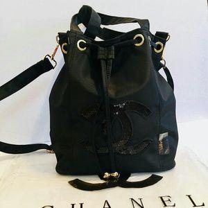 Vip gift buckle shoulder bag